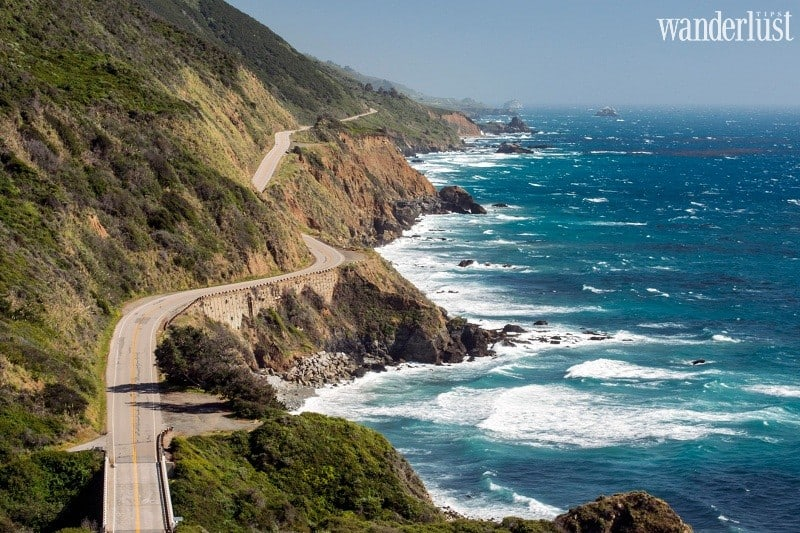 Wanderlust Tips Magazine | The world's most beautiful coastal roads that you have to drive in your lifetime