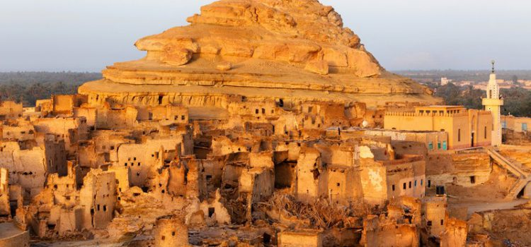 Siwa: A tranquil oasis sitting at the heart of the Egyptian desert