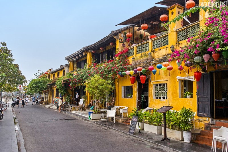 Wanderlust Tips Travel Magazine | Hoi An on a tranquil and soothing day