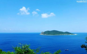 Wanderlust Tips Travel Magazine | Hon Nua Island: A hidden paradise in Phu Yen