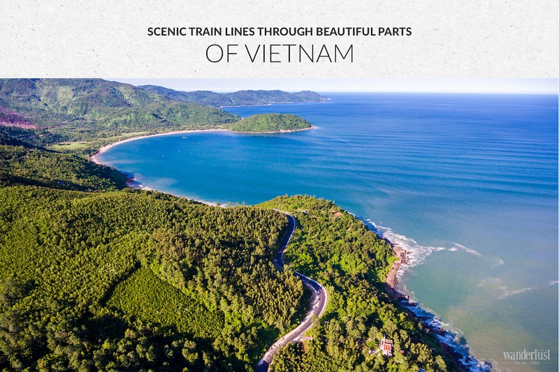 Wanderlust Tips Travel Magazine | Scenic train lines through the beautiful parts of Vietnam