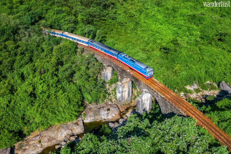 Wanderlust Tips Travel Magazine | The rhythmic clickety-clack of a Central Vietnam rail journey