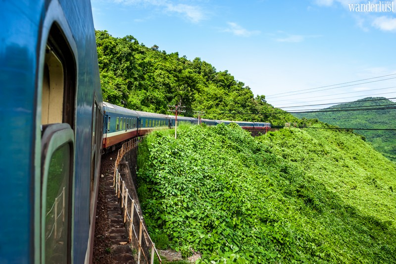 Wanderlust Tips Travel Magazine | The rhythmic clickety-clack of a rail journey