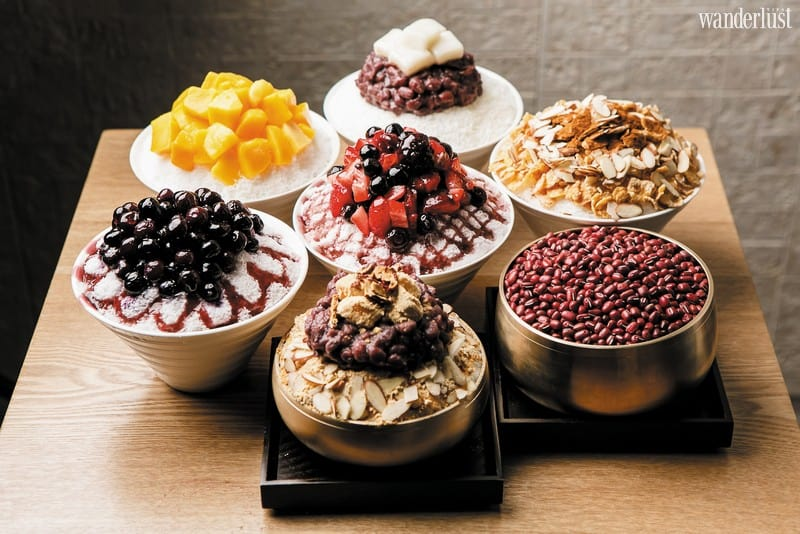 Wanderlust Tips Travel Magazine | Bingsu: An icy treat to cool off in the summer heat