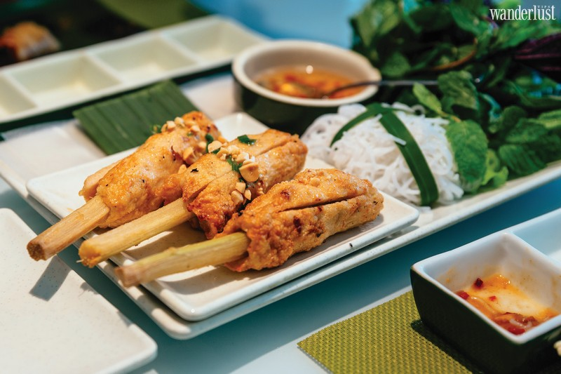Wanderlust Tips | Vietnamese rolls with a side of nostalgia